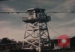 Image of fire trucks Takhli Thailand, 1964, second 1 stock footage video 65675042582