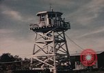 Image of fire trucks Takhli Thailand, 1964, second 2 stock footage video 65675042582