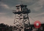 Image of fire trucks Takhli Thailand, 1964, second 3 stock footage video 65675042582