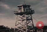 Image of fire trucks Takhli Thailand, 1964, second 4 stock footage video 65675042582