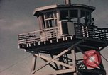 Image of fire trucks Takhli Thailand, 1964, second 9 stock footage video 65675042582