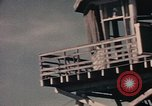 Image of fire trucks Takhli Thailand, 1964, second 11 stock footage video 65675042582