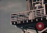 Image of fire trucks Takhli Thailand, 1964, second 13 stock footage video 65675042582