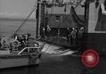 Image of mine sweep boats Sea of Japan, 1952, second 36 stock footage video 65675042591