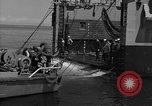 Image of mine sweep boats Sea of Japan, 1952, second 37 stock footage video 65675042591