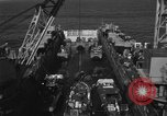 Image of Landing Crafts Vehicle Personnel Sea of Japan, 1952, second 5 stock footage video 65675042594
