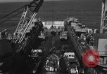 Image of Landing Crafts Vehicle Personnel Sea of Japan, 1952, second 8 stock footage video 65675042594