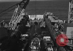 Image of Landing Crafts Vehicle Personnel Sea of Japan, 1952, second 10 stock footage video 65675042594