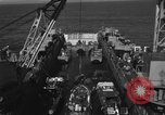 Image of Landing Crafts Vehicle Personnel Sea of Japan, 1952, second 11 stock footage video 65675042594