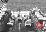 Image of Landing Crafts Vehicle Personnel Sea of Japan, 1952, second 13 stock footage video 65675042594