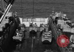 Image of Landing Crafts Vehicle Personnel Sea of Japan, 1952, second 14 stock footage video 65675042594