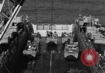 Image of Landing Crafts Vehicle Personnel Sea of Japan, 1952, second 16 stock footage video 65675042594