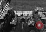 Image of Landing Crafts Vehicle Personnel Sea of Japan, 1952, second 17 stock footage video 65675042594