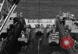 Image of Landing Crafts Vehicle Personnel Sea of Japan, 1952, second 20 stock footage video 65675042594