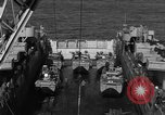 Image of Landing Crafts Vehicle Personnel Sea of Japan, 1952, second 21 stock footage video 65675042594