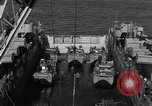 Image of Landing Crafts Vehicle Personnel Sea of Japan, 1952, second 22 stock footage video 65675042594