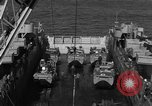 Image of Landing Crafts Vehicle Personnel Sea of Japan, 1952, second 23 stock footage video 65675042594
