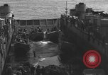 Image of Landing Crafts Vehicle Personnel Sea of Japan, 1952, second 30 stock footage video 65675042594