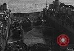 Image of Landing Crafts Vehicle Personnel Sea of Japan, 1952, second 33 stock footage video 65675042594