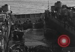 Image of Landing Crafts Vehicle Personnel Sea of Japan, 1952, second 34 stock footage video 65675042594