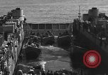 Image of Landing Crafts Vehicle Personnel Sea of Japan, 1952, second 38 stock footage video 65675042594