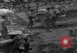 Image of United States 969th Field Artillery Unit Luxembourg, 1944, second 24 stock footage video 65675042608