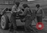 Image of United States 969th Field Artillery Unit Luxembourg, 1944, second 29 stock footage video 65675042608
