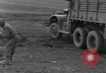 Image of United States 969th Field Artillery Unit Luxembourg, 1944, second 33 stock footage video 65675042608