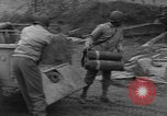 Image of United States 969th Field Artillery Unit Luxembourg, 1944, second 35 stock footage video 65675042608