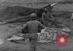 Image of United States 969th Field Artillery Unit Luxembourg, 1944, second 38 stock footage video 65675042608