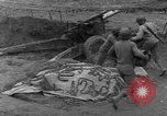 Image of United States 969th Field Artillery Unit Luxembourg, 1944, second 39 stock footage video 65675042608