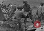 Image of United States 969th Field Artillery Unit Luxembourg, 1944, second 42 stock footage video 65675042608
