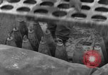 Image of United States 969th Field Artillery Unit Luxembourg, 1944, second 46 stock footage video 65675042608
