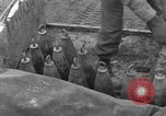 Image of United States 969th Field Artillery Unit Luxembourg, 1944, second 48 stock footage video 65675042608