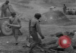 Image of United States 969th Field Artillery Unit Luxembourg, 1944, second 56 stock footage video 65675042608