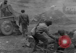 Image of United States 969th Field Artillery Unit Luxembourg, 1944, second 59 stock footage video 65675042608
