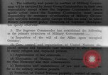 Image of Allied headquarters Germany, 1945, second 7 stock footage video 65675042614