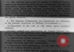 Image of Allied headquarters Germany, 1945, second 14 stock footage video 65675042614
