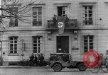 Image of Allied headquarters Germany, 1945, second 42 stock footage video 65675042614