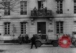 Image of Allied headquarters Germany, 1945, second 48 stock footage video 65675042614