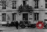 Image of Allied headquarters Germany, 1945, second 49 stock footage video 65675042614