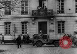 Image of Allied headquarters Germany, 1945, second 51 stock footage video 65675042614