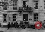 Image of Allied headquarters Germany, 1945, second 52 stock footage video 65675042614
