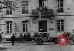 Image of Allied headquarters Germany, 1945, second 53 stock footage video 65675042614