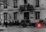 Image of Allied headquarters Germany, 1945, second 54 stock footage video 65675042614