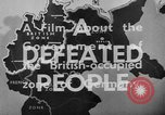 Image of German civilians Germany, 1946, second 39 stock footage video 65675042617