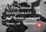 Image of German civilians Germany, 1946, second 40 stock footage video 65675042617