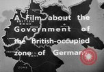 Image of German civilians Germany, 1946, second 47 stock footage video 65675042617