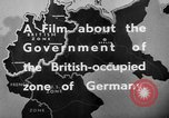 Image of German civilians Germany, 1946, second 51 stock footage video 65675042617