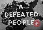Image of German civilians Germany, 1946, second 53 stock footage video 65675042617